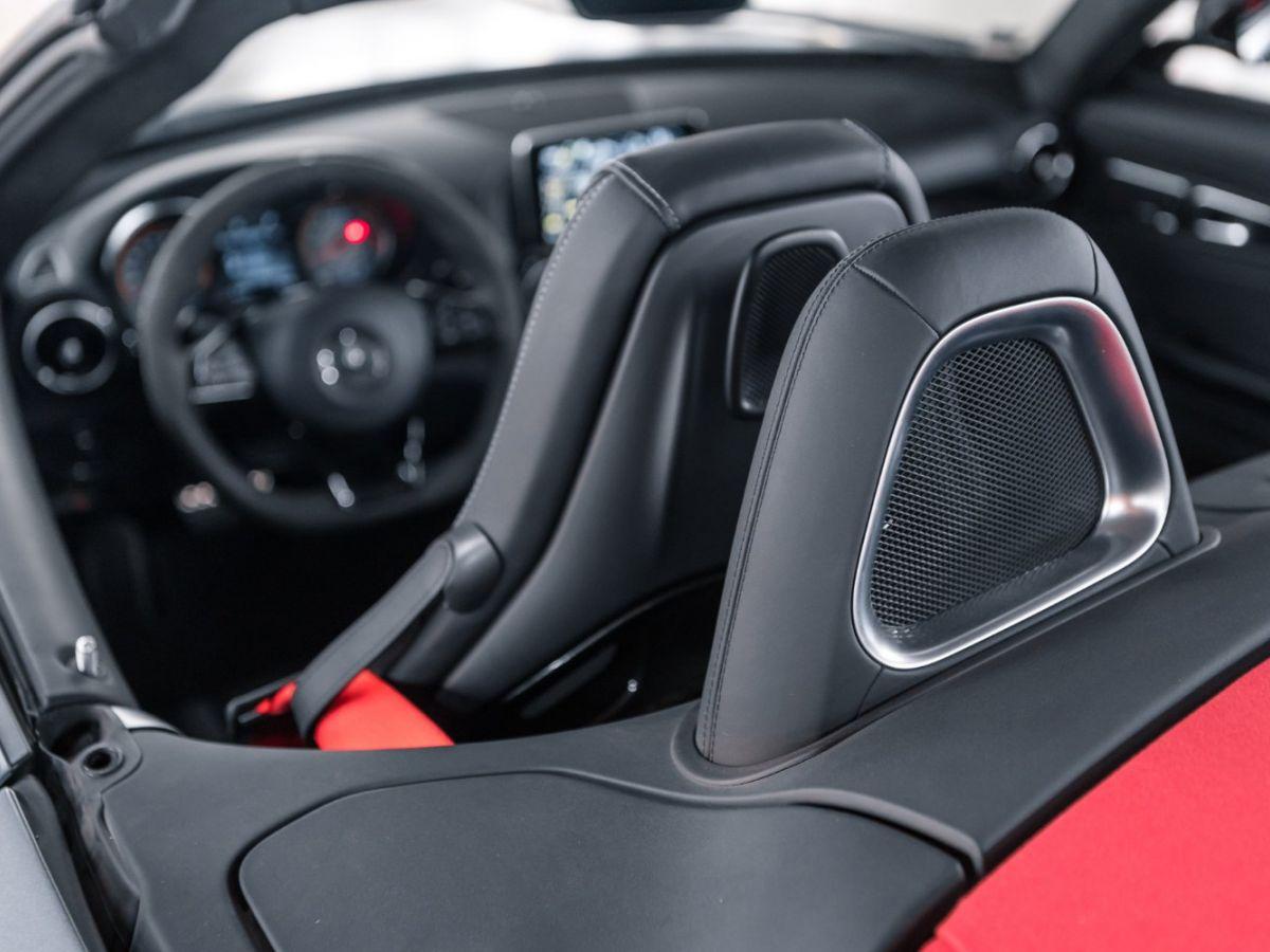 Mercedes AMG GT ROADSTER 4.0 V8 C SPEEDSHIFT 7 Gris Mat - 35