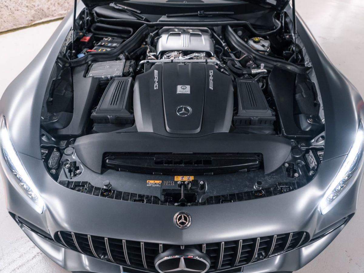 Mercedes AMG GT ROADSTER 4.0 V8 C SPEEDSHIFT 7 Gris Mat - 45