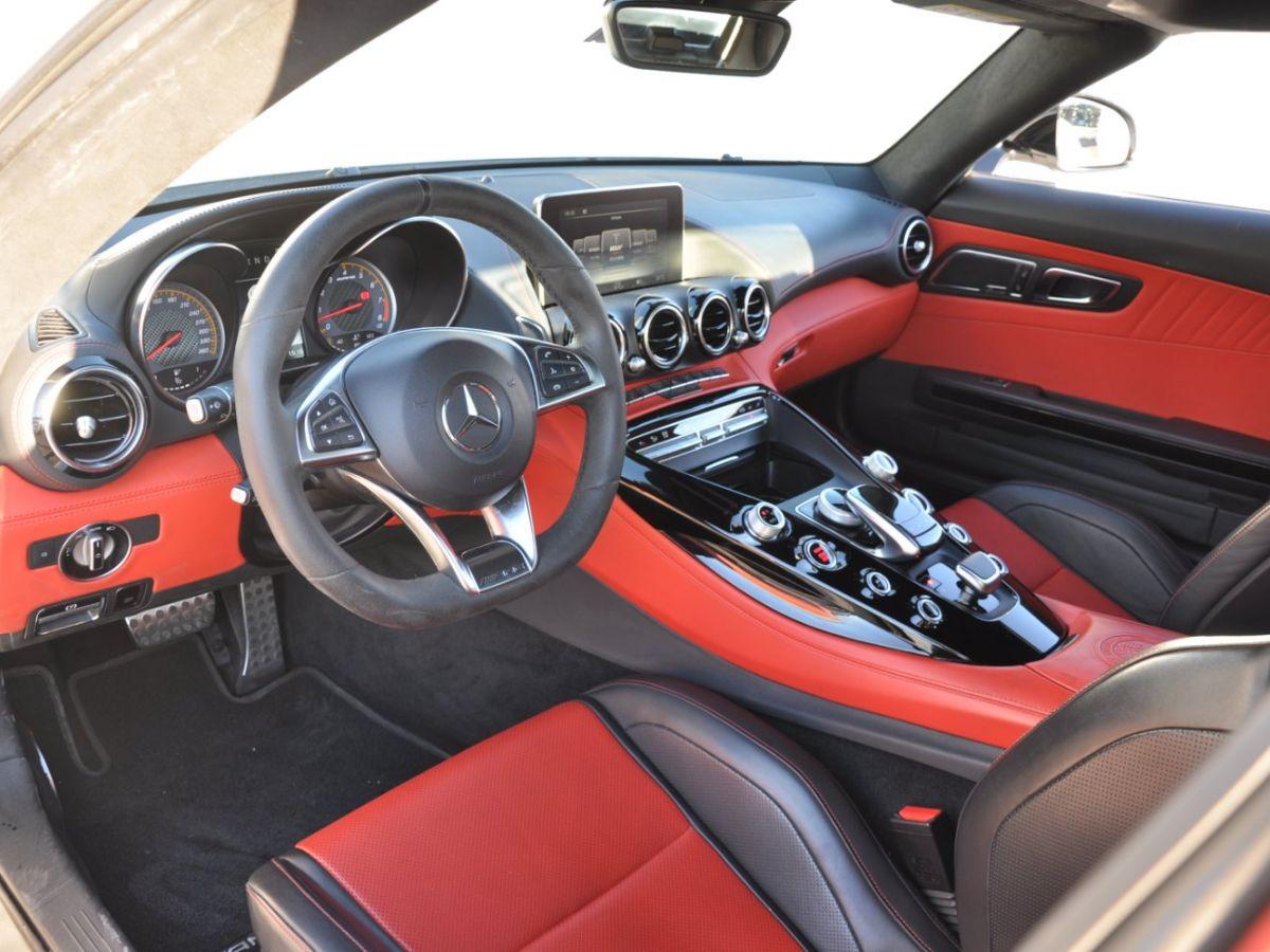Mercedes AMG GT ROADSTER C 557CH Blanc - 13