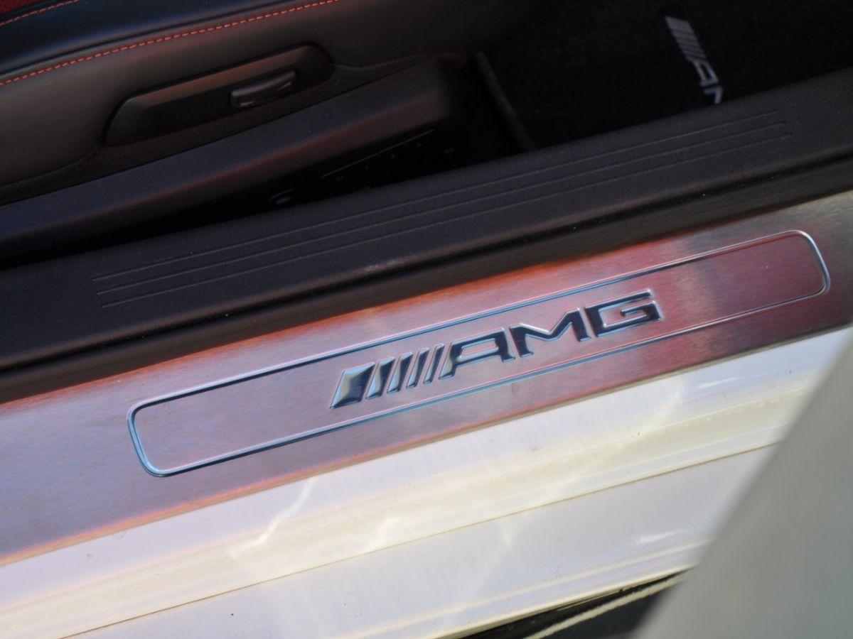 Mercedes AMG GT ROADSTER C 557CH Blanc - 20