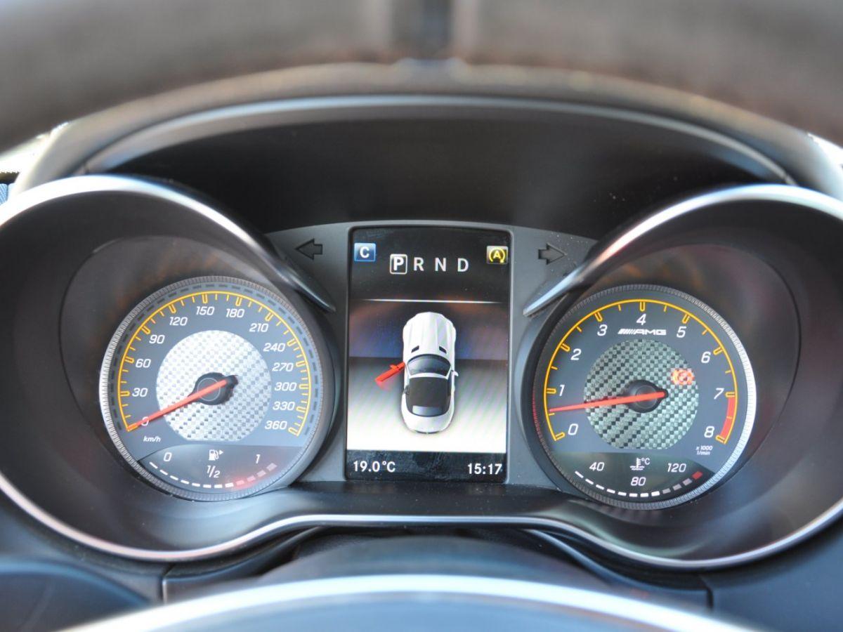 Mercedes AMG GT ROADSTER C 557CH Blanc - 24