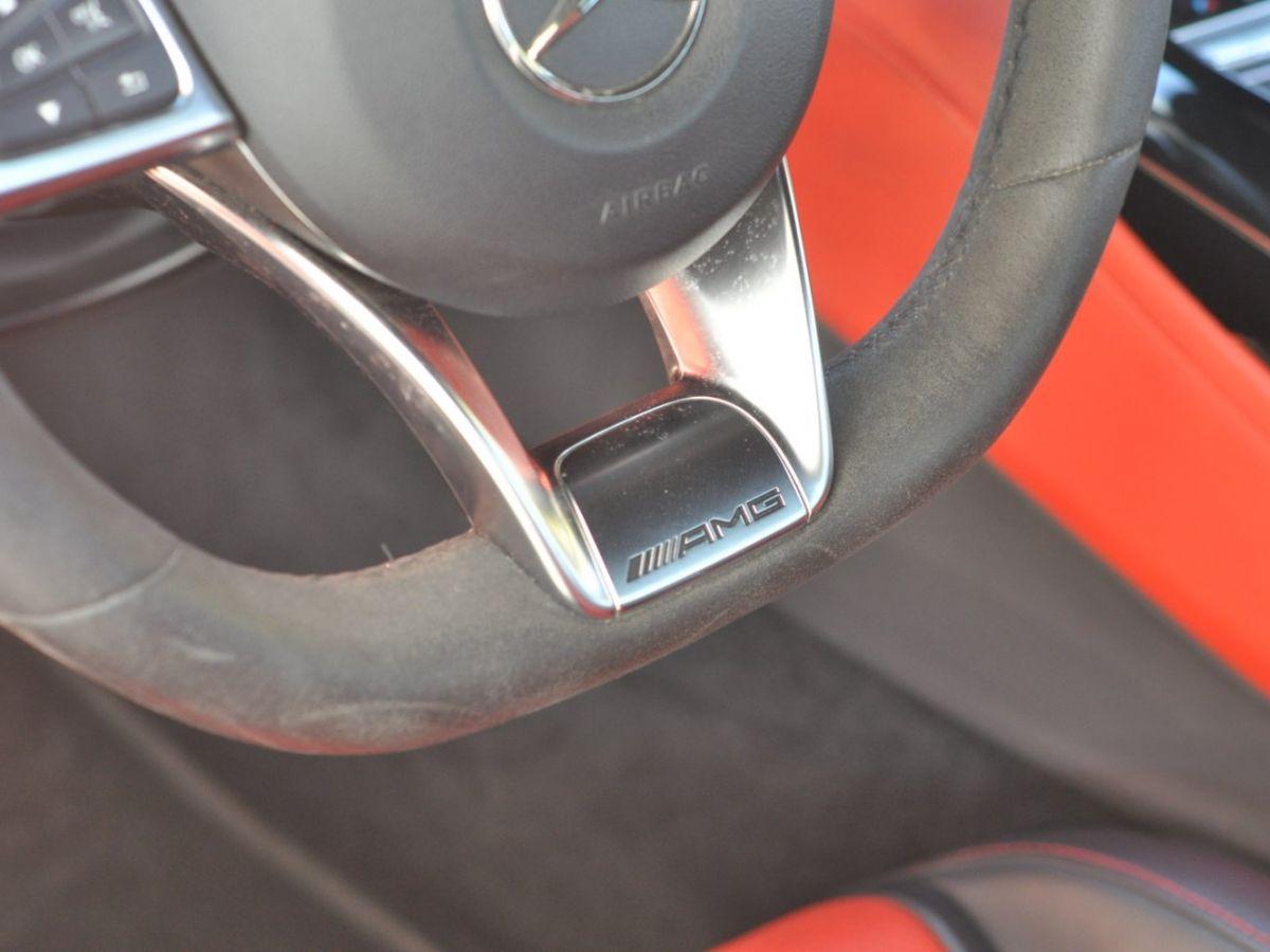 Mercedes AMG GT ROADSTER C 557CH Blanc - 29