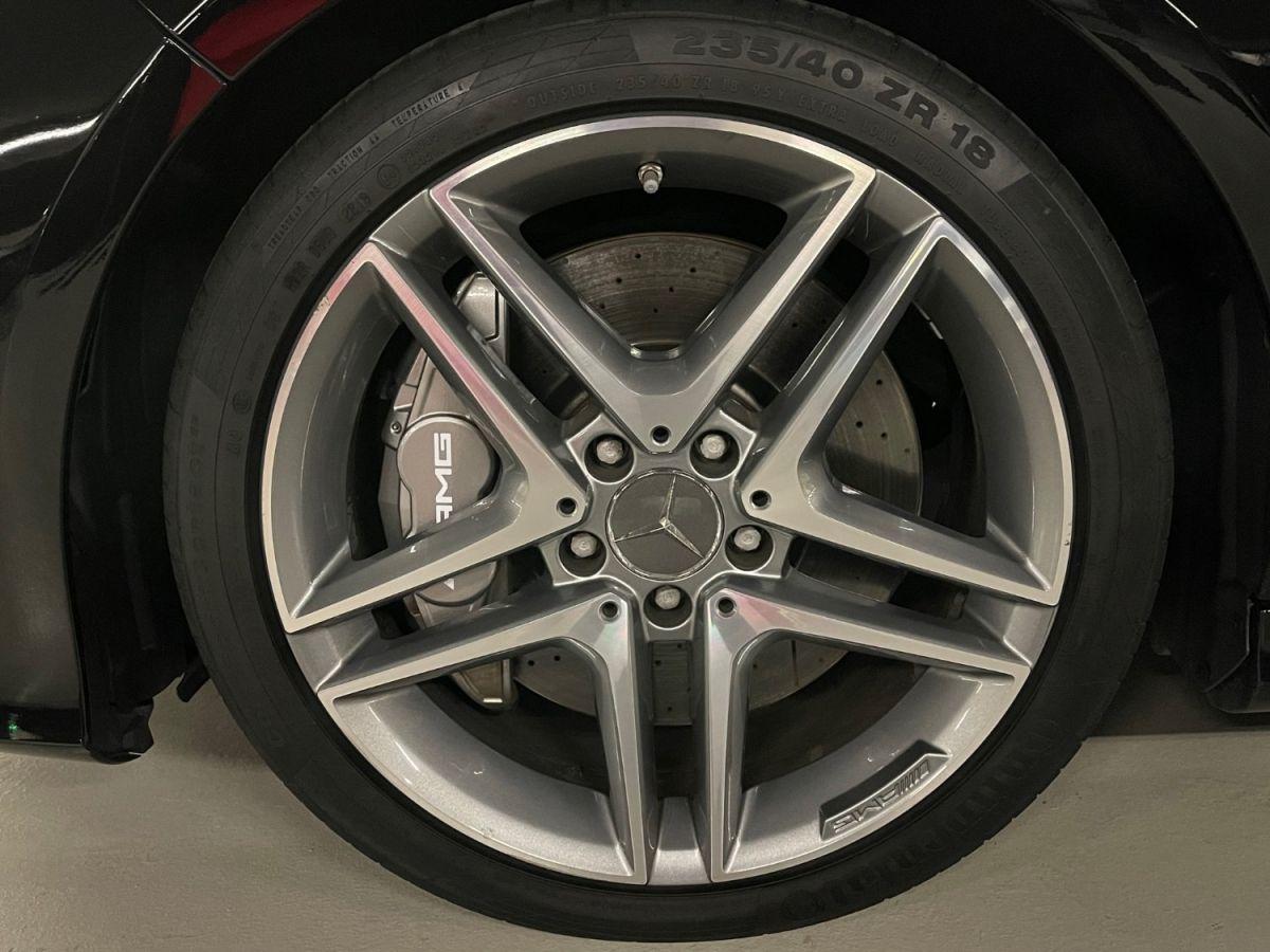 Mercedes CLA Shooting Brake MERCEDES CLA SHOOTING BRAKE 45 AMG 381 4MATIC 7G-DCT Noir Métallisé - 10