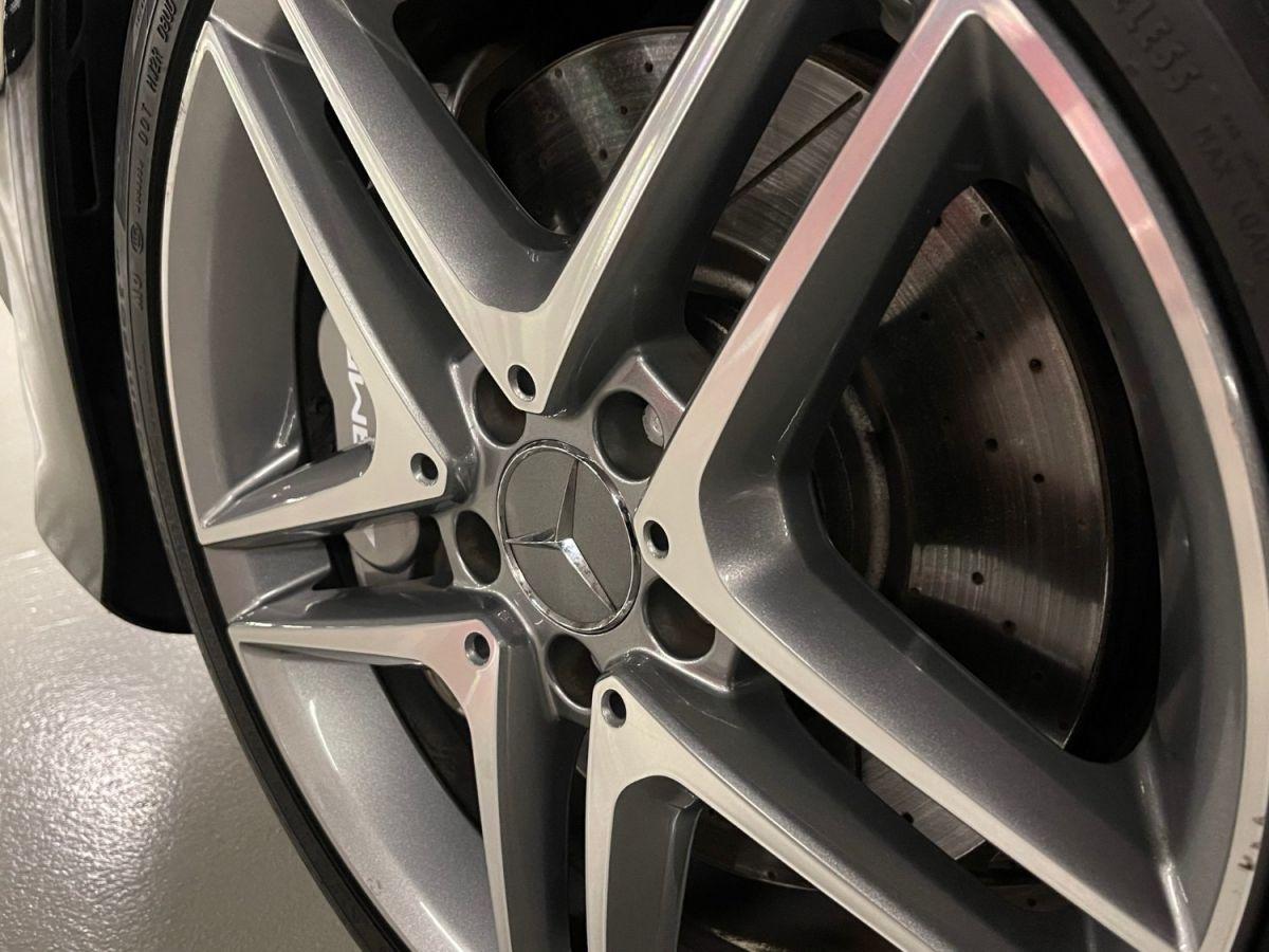 Mercedes CLA Shooting Brake MERCEDES CLA SHOOTING BRAKE 45 AMG 381 4MATIC 7G-DCT Noir Métallisé - 11