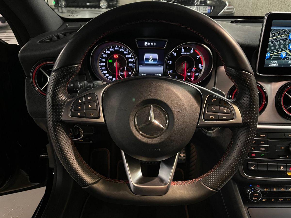 Mercedes CLA Shooting Brake MERCEDES CLA SHOOTING BRAKE 45 AMG 381 4MATIC 7G-DCT Noir Métallisé - 19