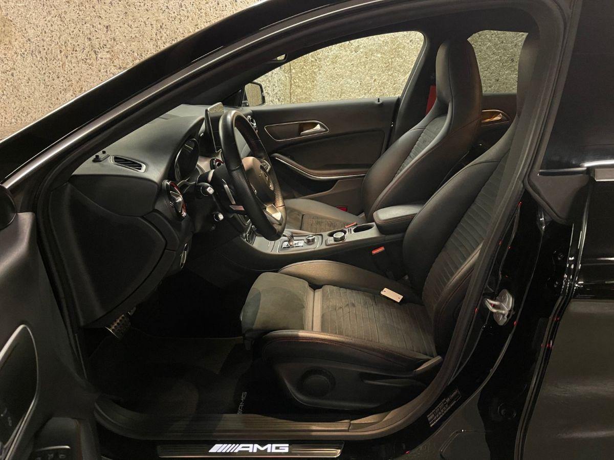 Mercedes CLA Shooting Brake MERCEDES CLA SHOOTING BRAKE 45 AMG 381 4MATIC 7G-DCT Noir Métallisé - 20