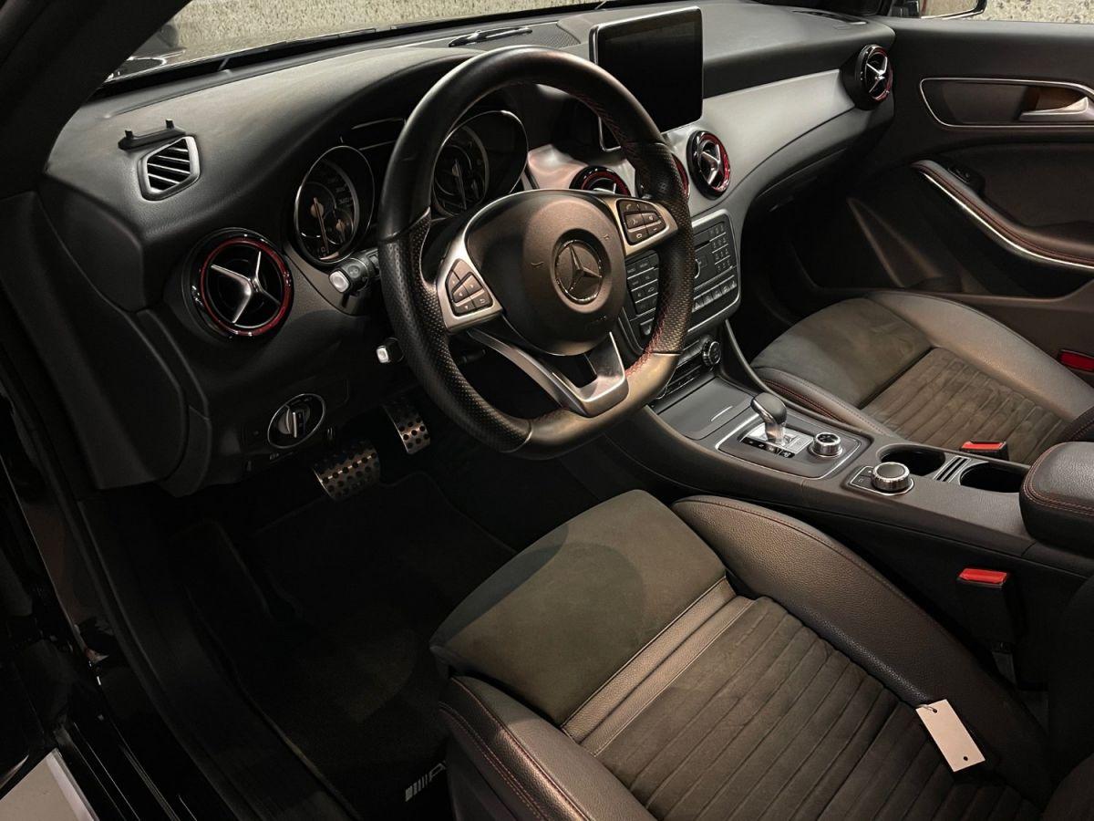 Mercedes CLA Shooting Brake MERCEDES CLA SHOOTING BRAKE 45 AMG 381 4MATIC 7G-DCT Noir Métallisé - 23