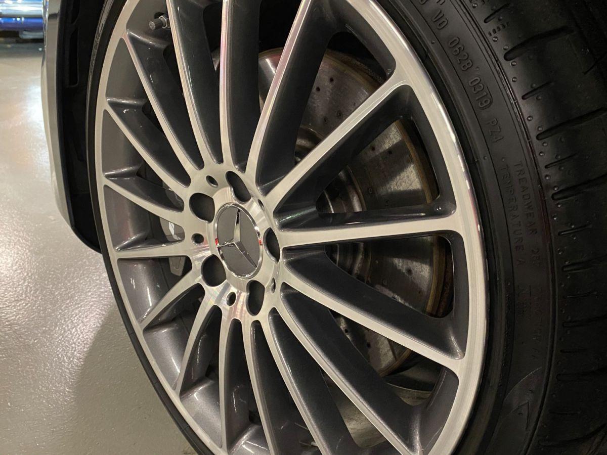 Mercedes Classe A 45 Mercedes-AMG Speedshift DCT 4Matic Bleu Foncé Métallisé - 16