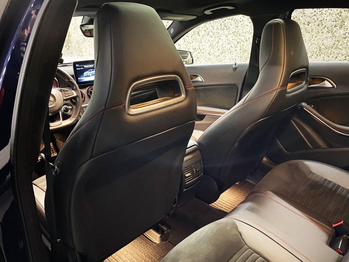 Mercedes Classe A 45 Mercedes-AMG Speedshift DCT 4Matic Bleu Foncé Métallisé - 28