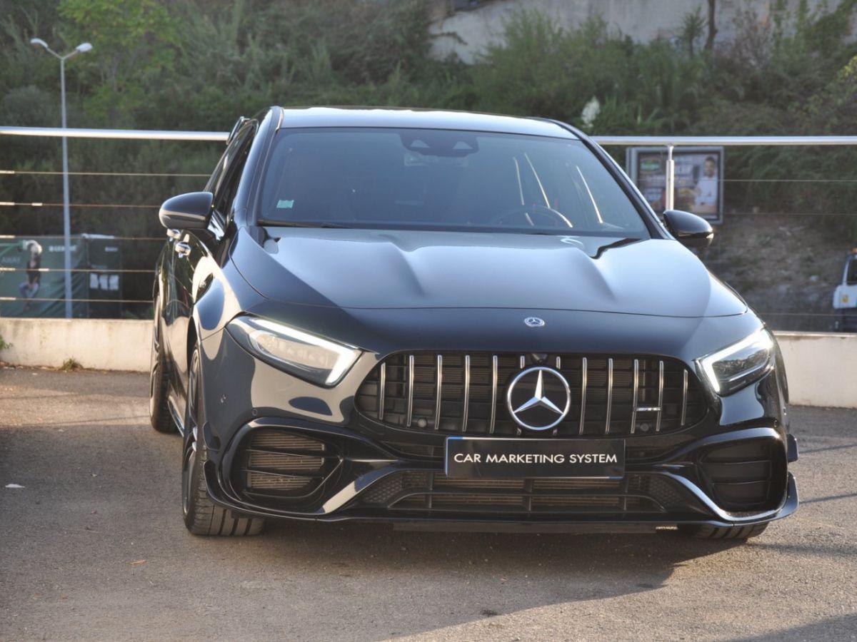 Mercedes Classe A 45 S 8G-DCT Speedshift AMG 4Matic+ Noir - 3