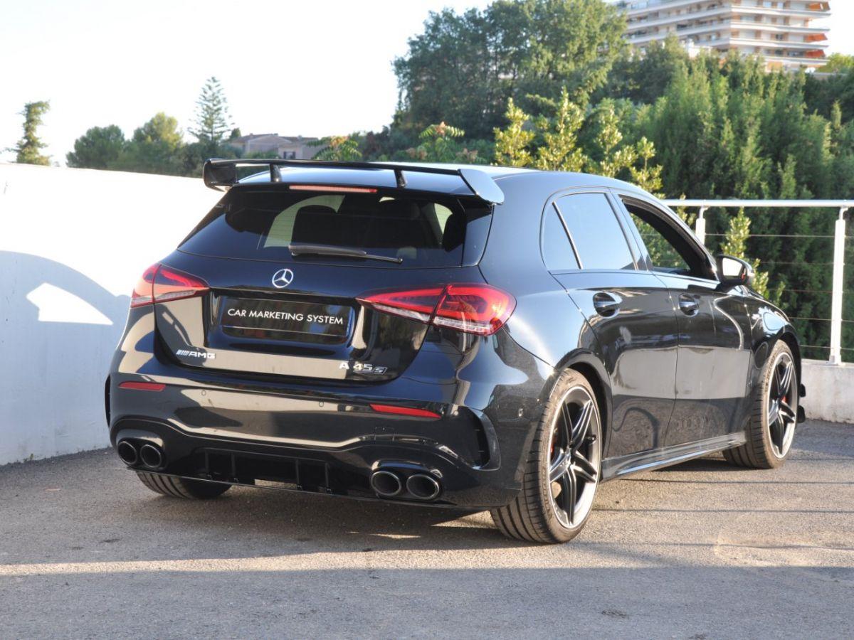 Mercedes Classe A 45 S 8G-DCT Speedshift AMG 4Matic+ Noir - 6