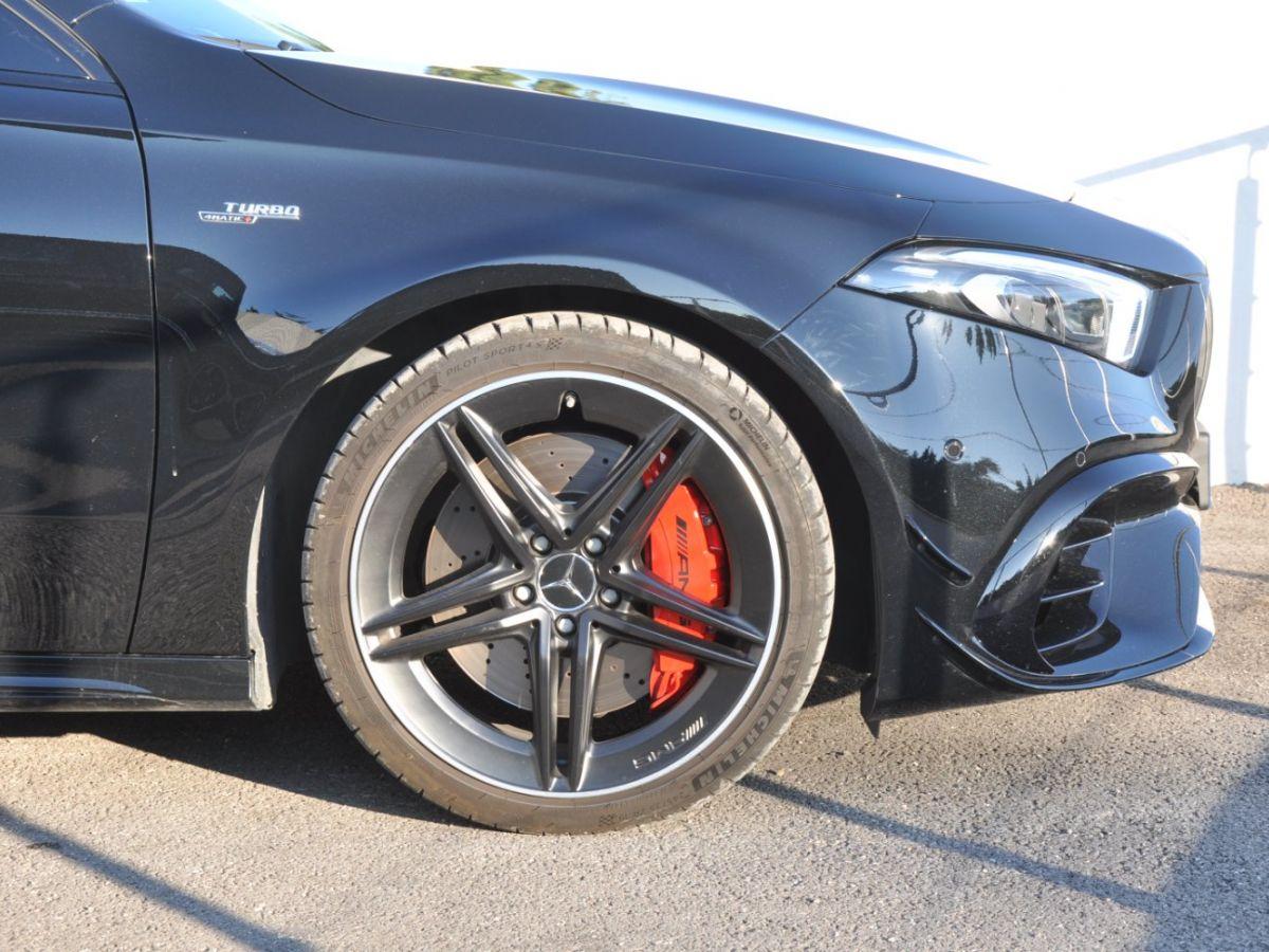 Mercedes Classe A 45 S 8G-DCT Speedshift AMG 4Matic+ Noir - 11