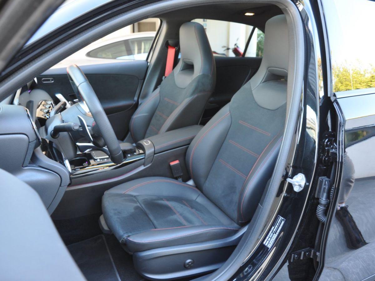 Mercedes Classe A 45 S 8G-DCT Speedshift AMG 4Matic+ Noir - 14