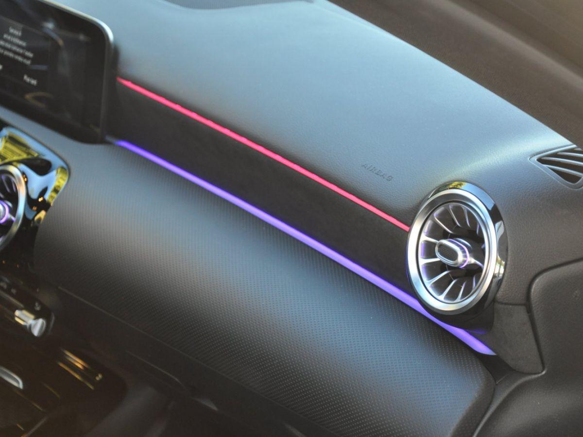 Mercedes Classe A 45 S 8G-DCT Speedshift AMG 4Matic+ Noir - 19