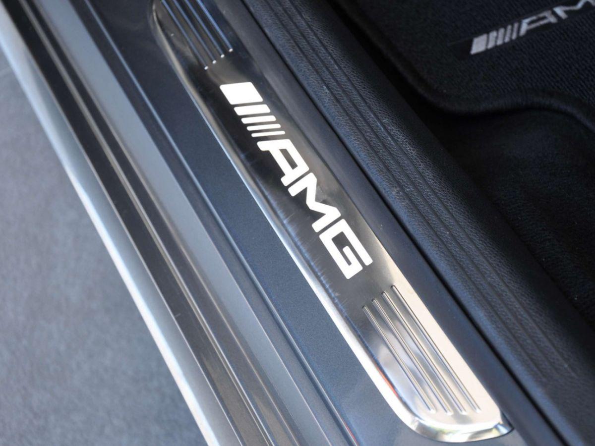 Mercedes Classe C 63 AMG SW Gris Foncé - 15