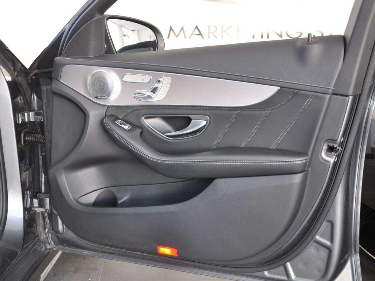 Mercedes Classe C 63 AMG SW Gris Foncé - 16
