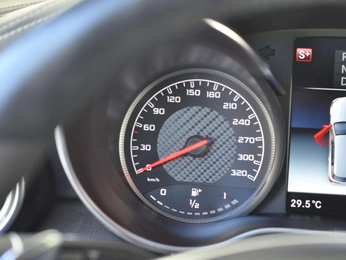 Mercedes Classe C 63 AMG SW Gris Foncé - 30