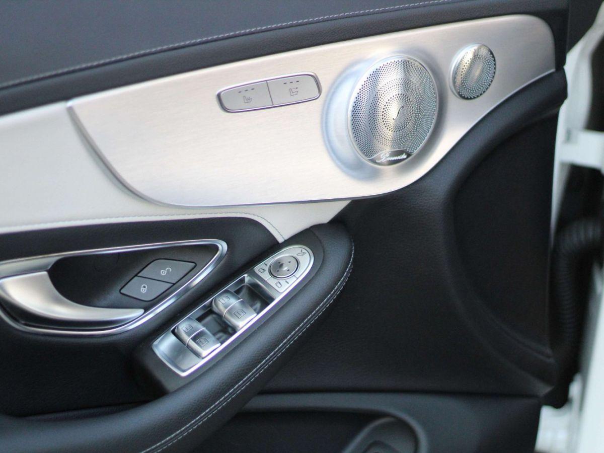 Mercedes Classe C 63 S AMG Blanc - 15