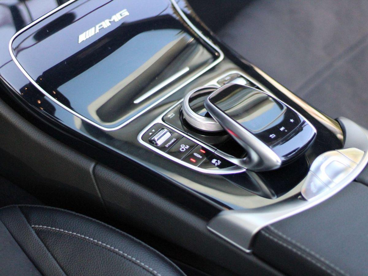 Mercedes Classe C 63 S AMG Blanc - 16