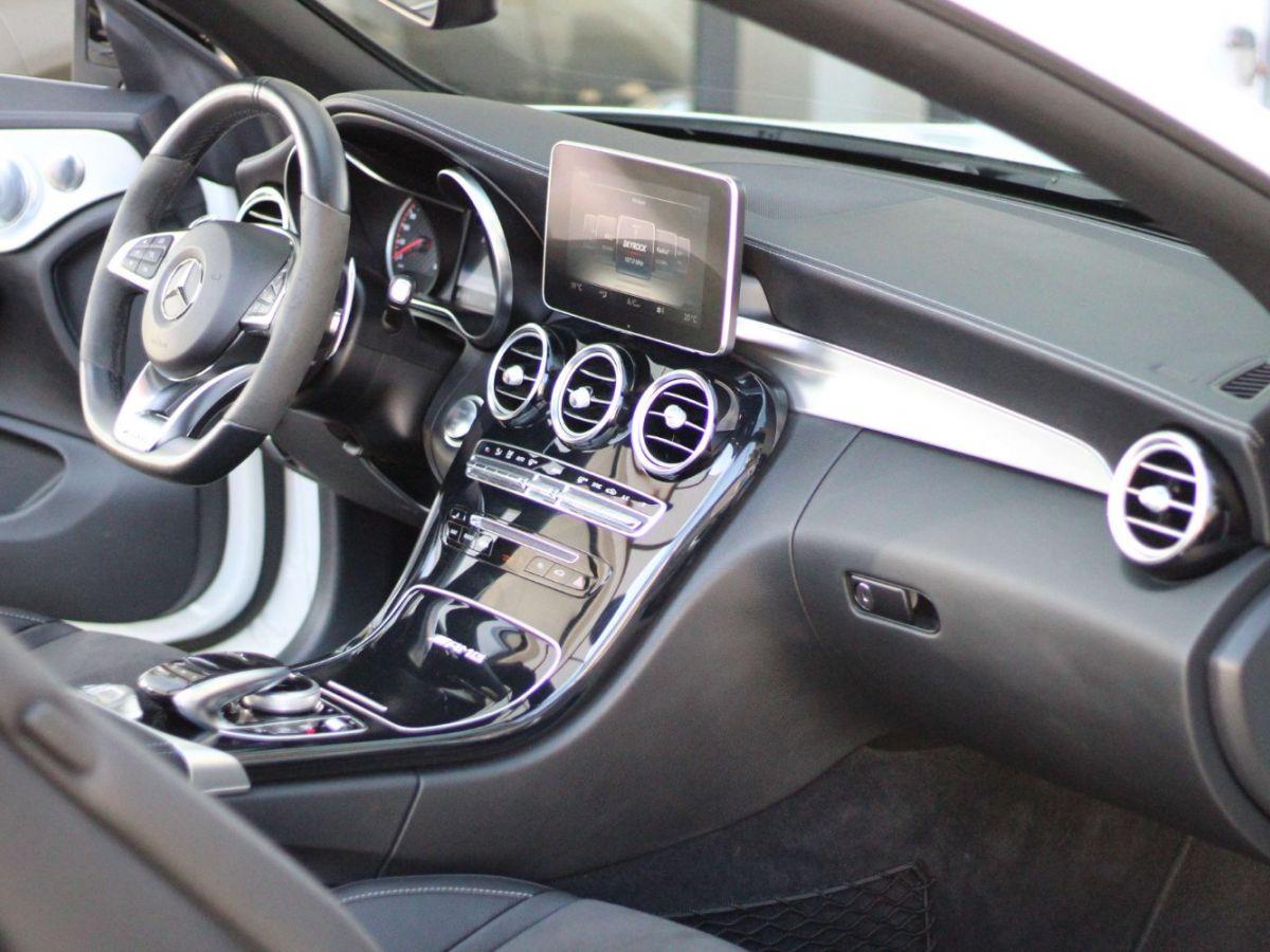 Mercedes Classe C 63 S AMG Blanc - 20