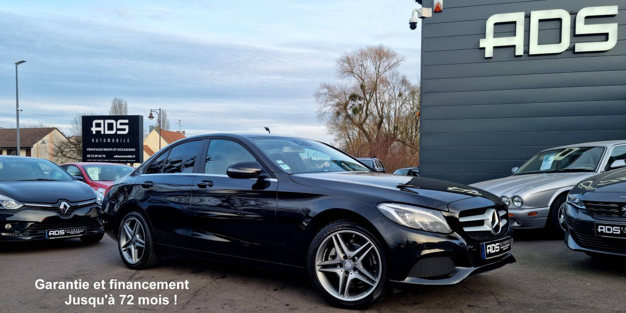 Mercedes Classe C IV (S205) 220 d Business Occasion