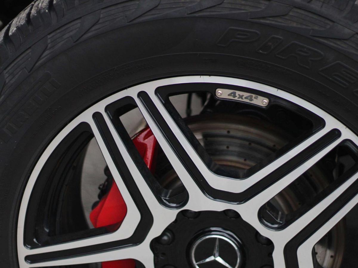 Mercedes Classe G G500 V8 4X4² Blanc - 17