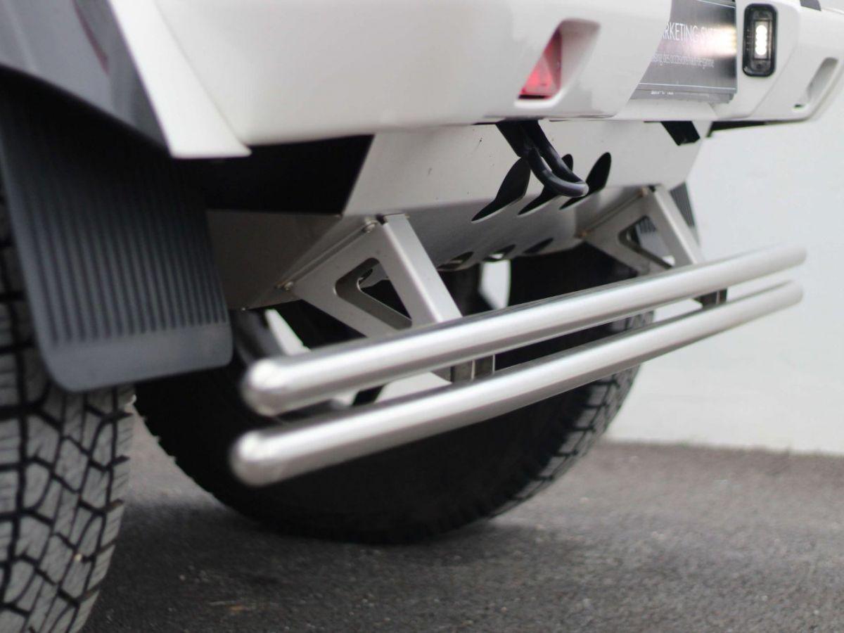 Mercedes Classe G G500 V8 4X4² Blanc - 19