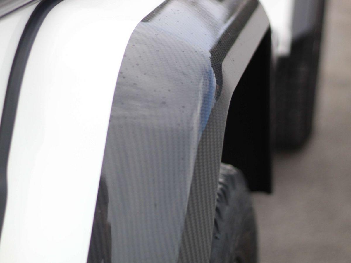 Mercedes Classe G G500 V8 4X4² Blanc - 21