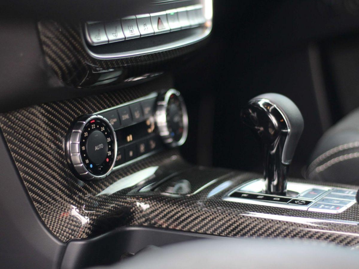 Mercedes Classe G G500 V8 4X4² Blanc - 23