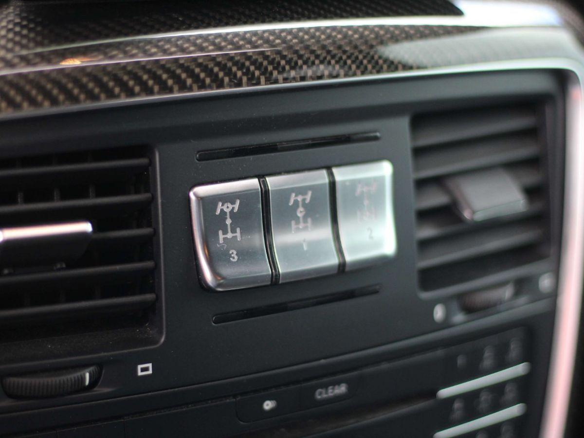 Mercedes Classe G G500 V8 4X4² Blanc - 27