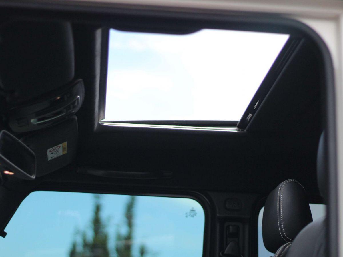 Mercedes Classe G G500 V8 4X4² Blanc - 28