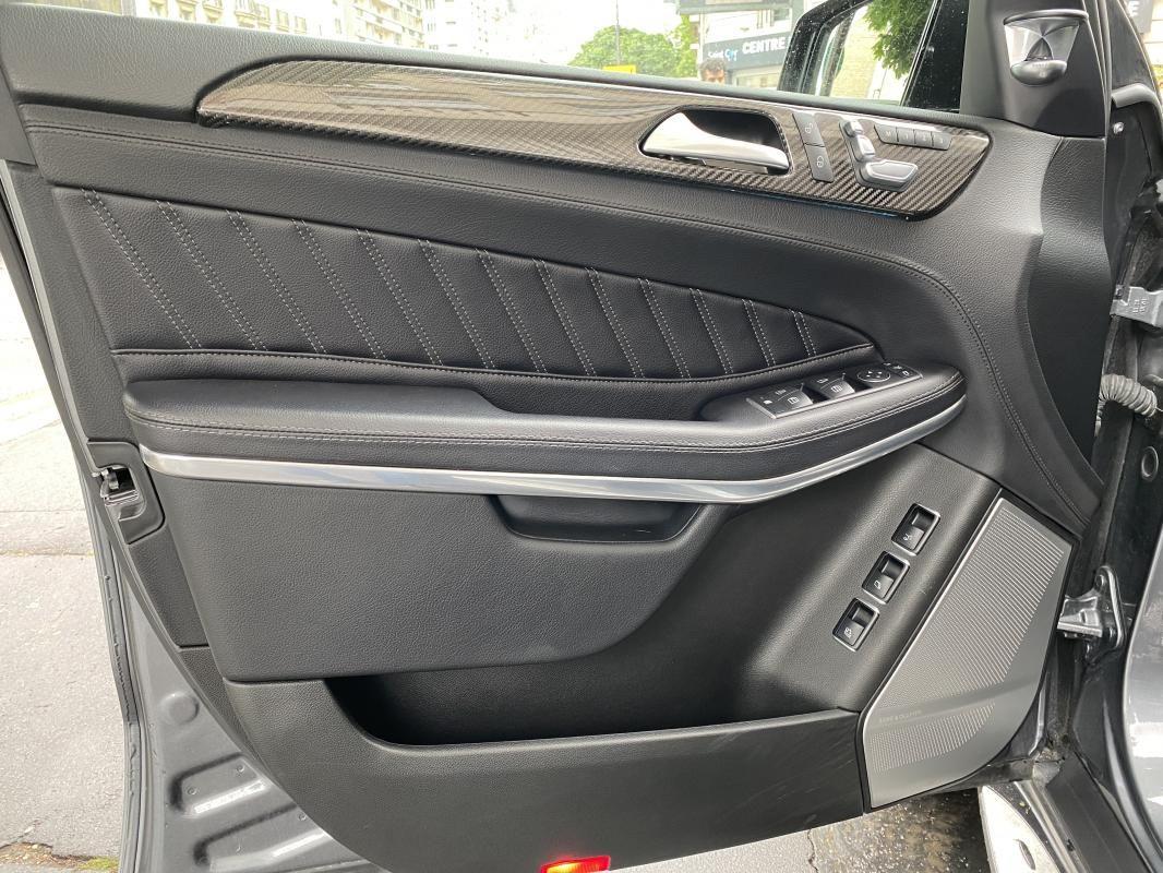 Mercedes Classe GL GLS 500 9G-Tronic 4Matic Executive Gris Foncé Métallisé - 7