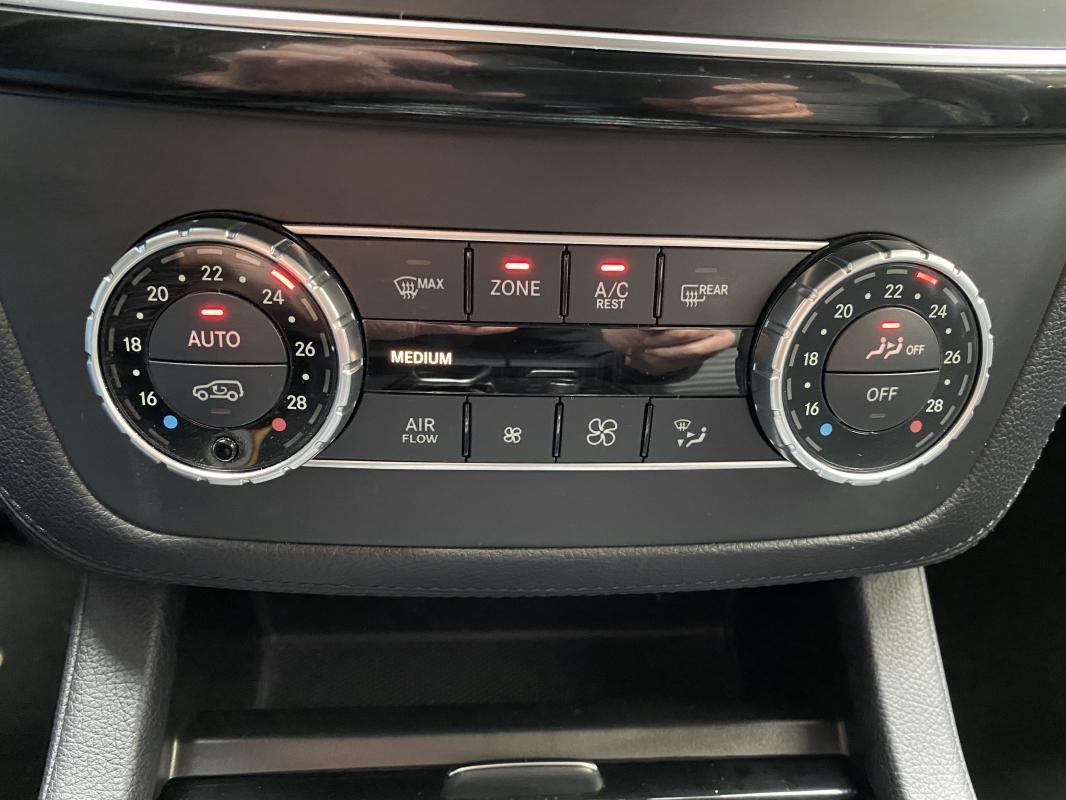 Mercedes Classe GL GLS 500 9G-Tronic 4Matic Executive Gris Foncé Métallisé - 19
