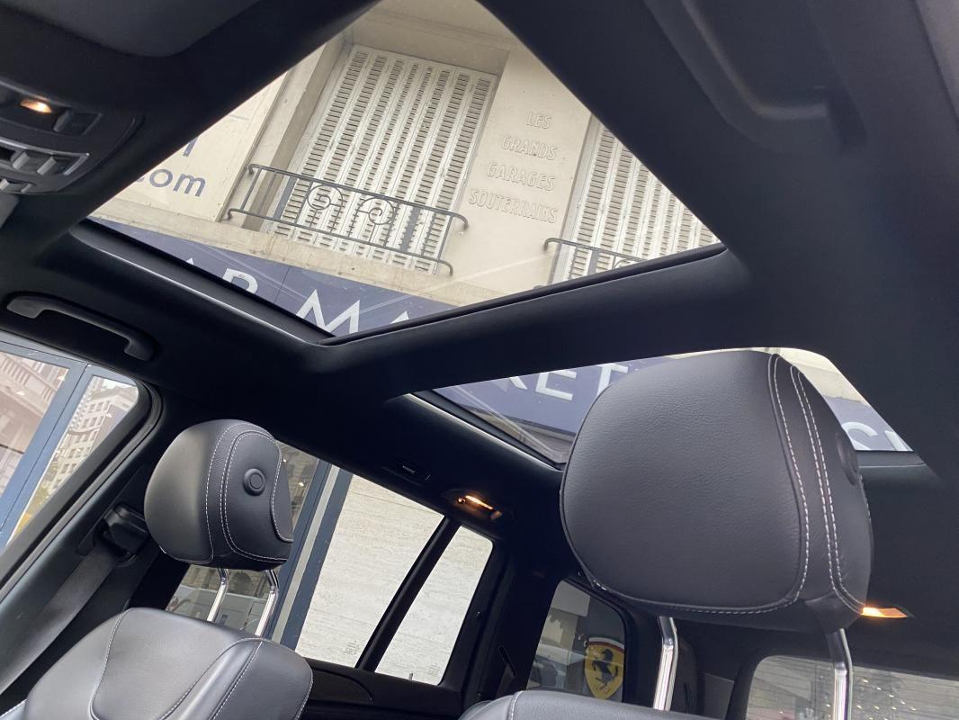 Mercedes Classe GL GLS 500 9G-Tronic 4Matic Executive Gris Foncé Métallisé - 21