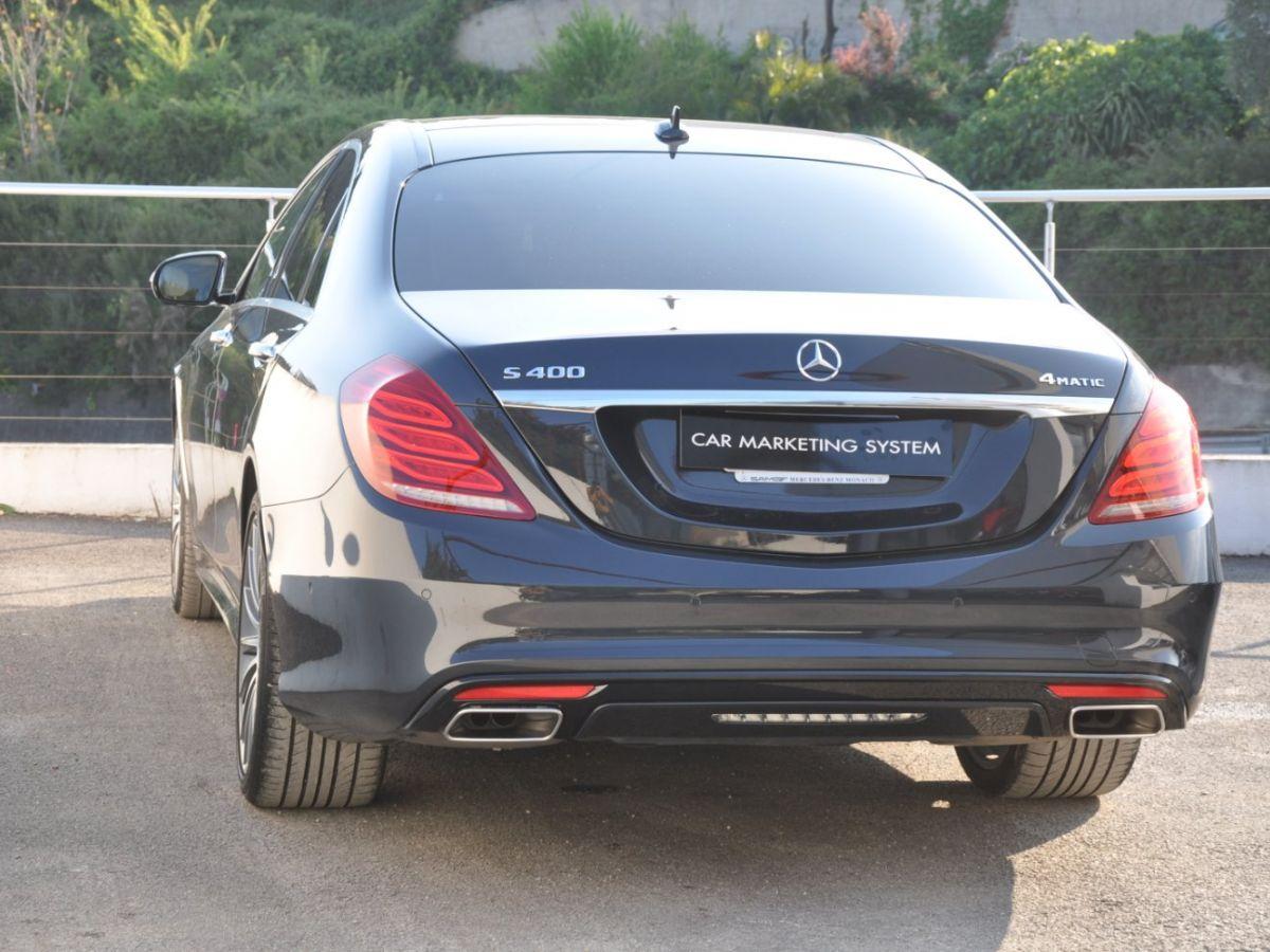 Mercedes Classe S 400 EXECUTIVE 4-MATIC Gris Foncé - 7