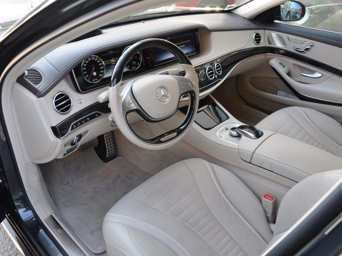 Mercedes Classe S 400 EXECUTIVE 4-MATIC Gris Foncé - 8