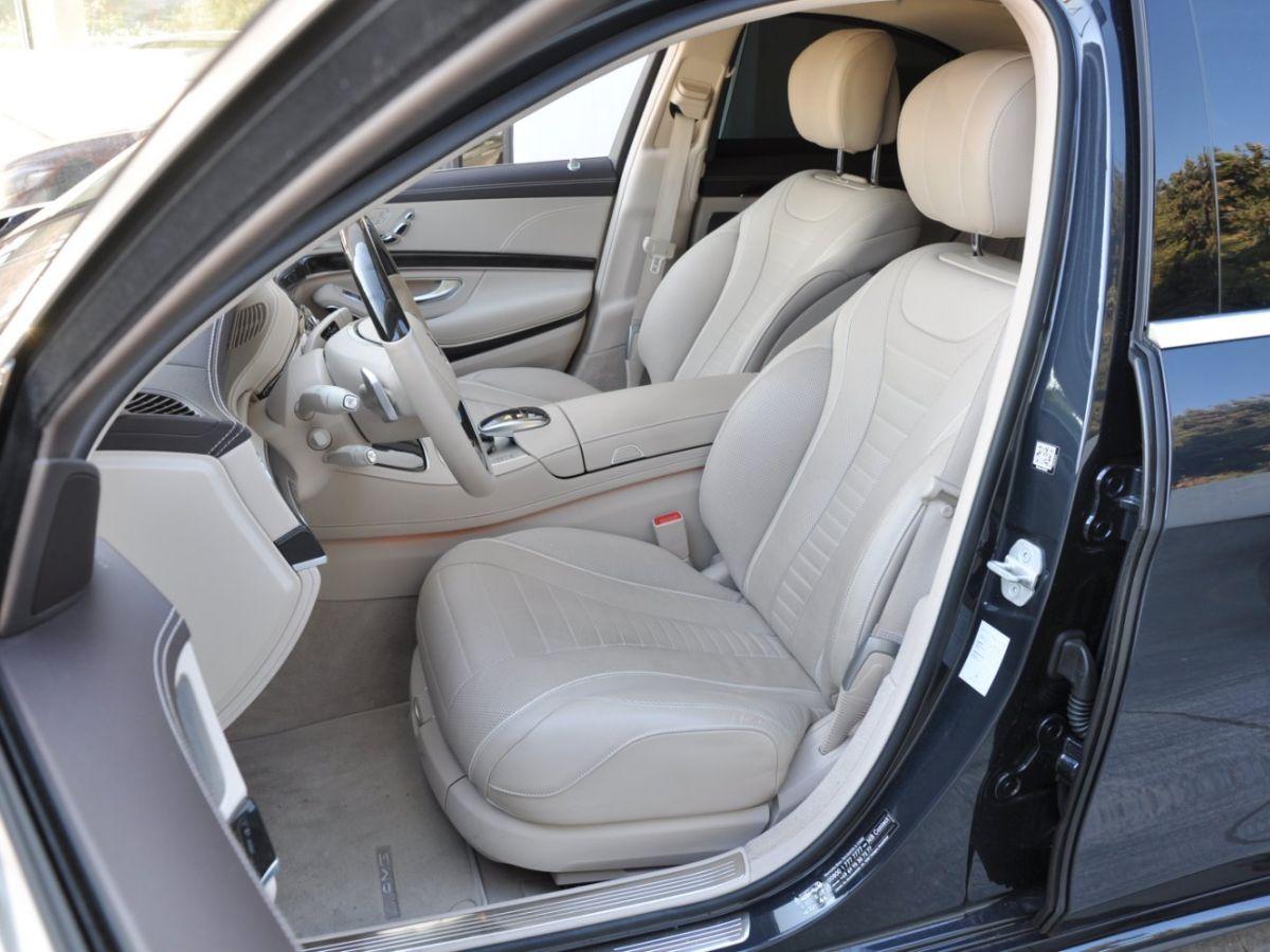 Mercedes Classe S 400 EXECUTIVE 4-MATIC Gris Foncé - 9