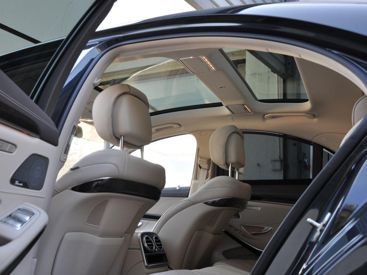 Mercedes Classe S 400 EXECUTIVE 4-MATIC Gris Foncé - 12