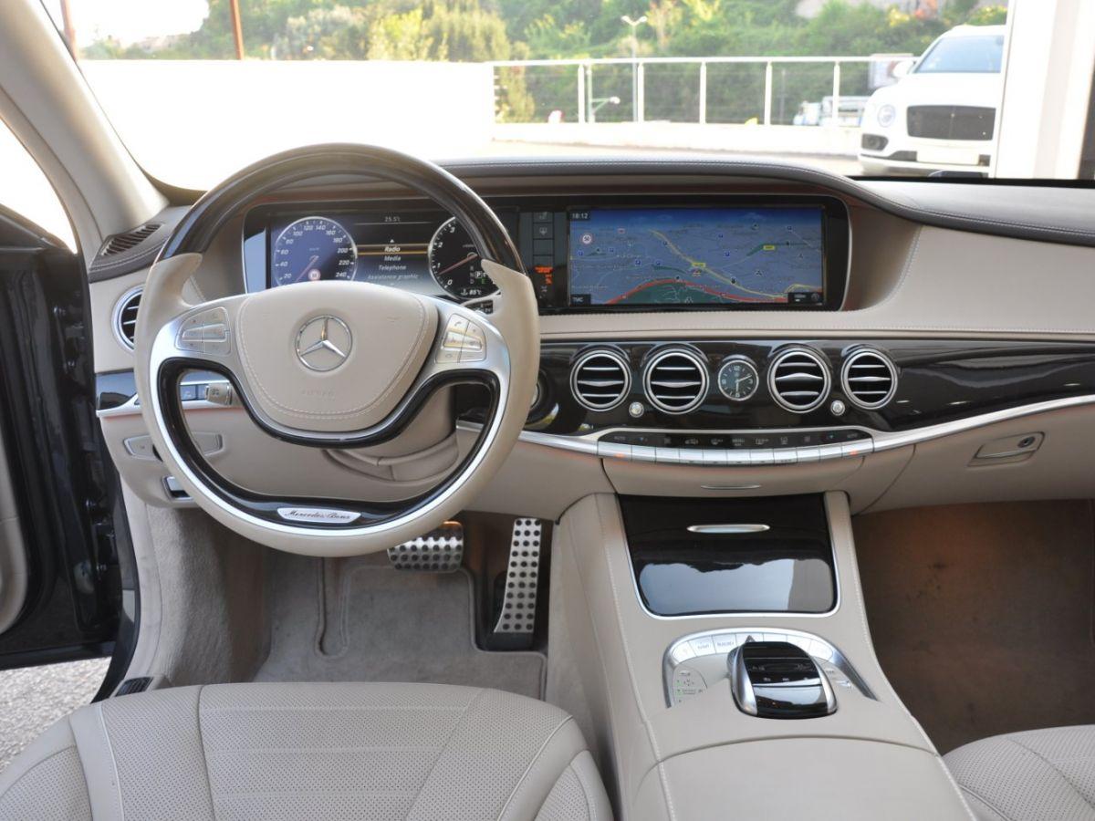 Mercedes Classe S 400 EXECUTIVE 4-MATIC Gris Foncé - 14