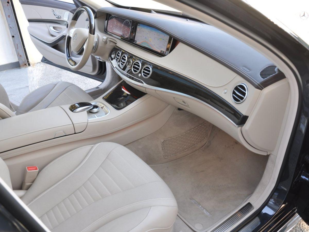 Mercedes Classe S 400 EXECUTIVE 4-MATIC Gris Foncé - 15