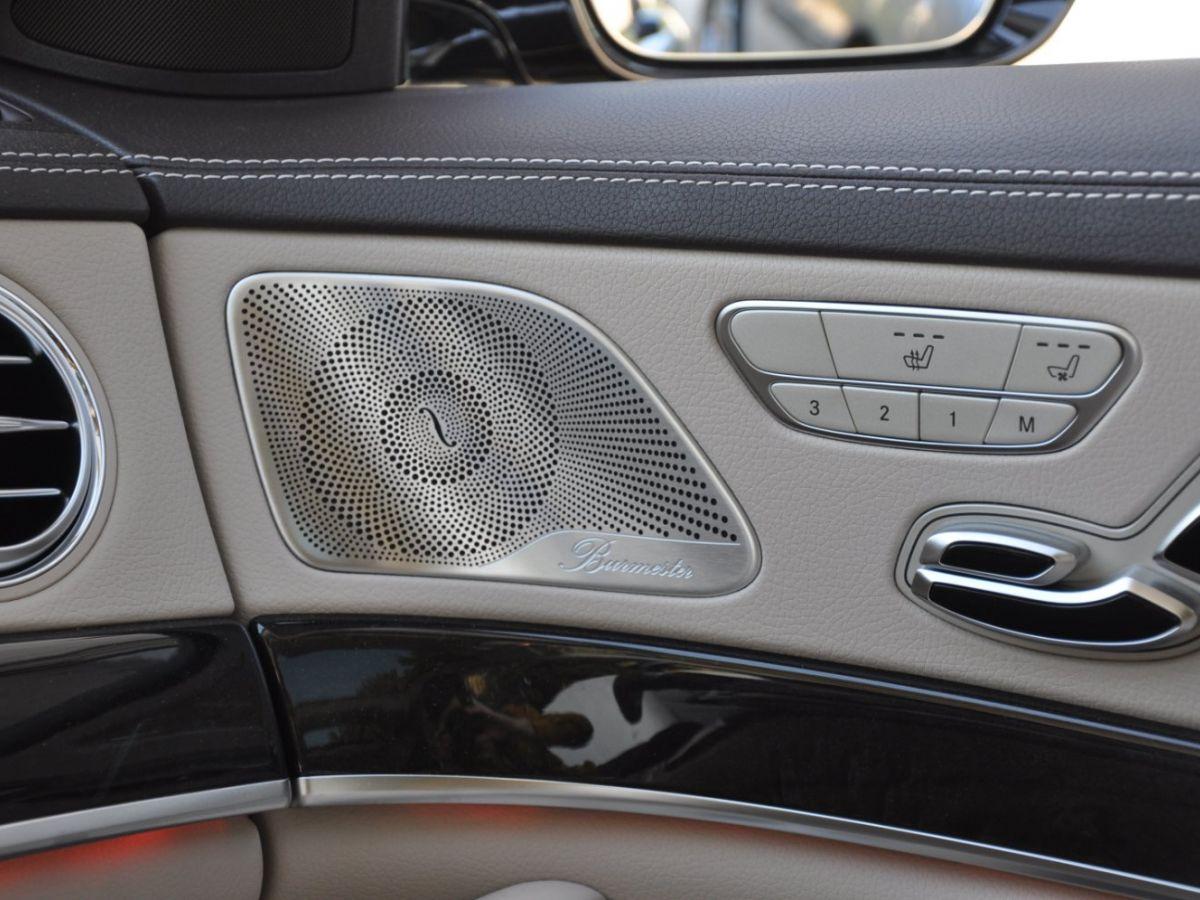 Mercedes Classe S 400 EXECUTIVE 4-MATIC Gris Foncé - 24