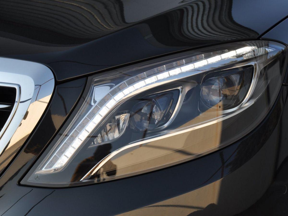 Mercedes Classe S 400 EXECUTIVE 4-MATIC Gris Foncé - 27