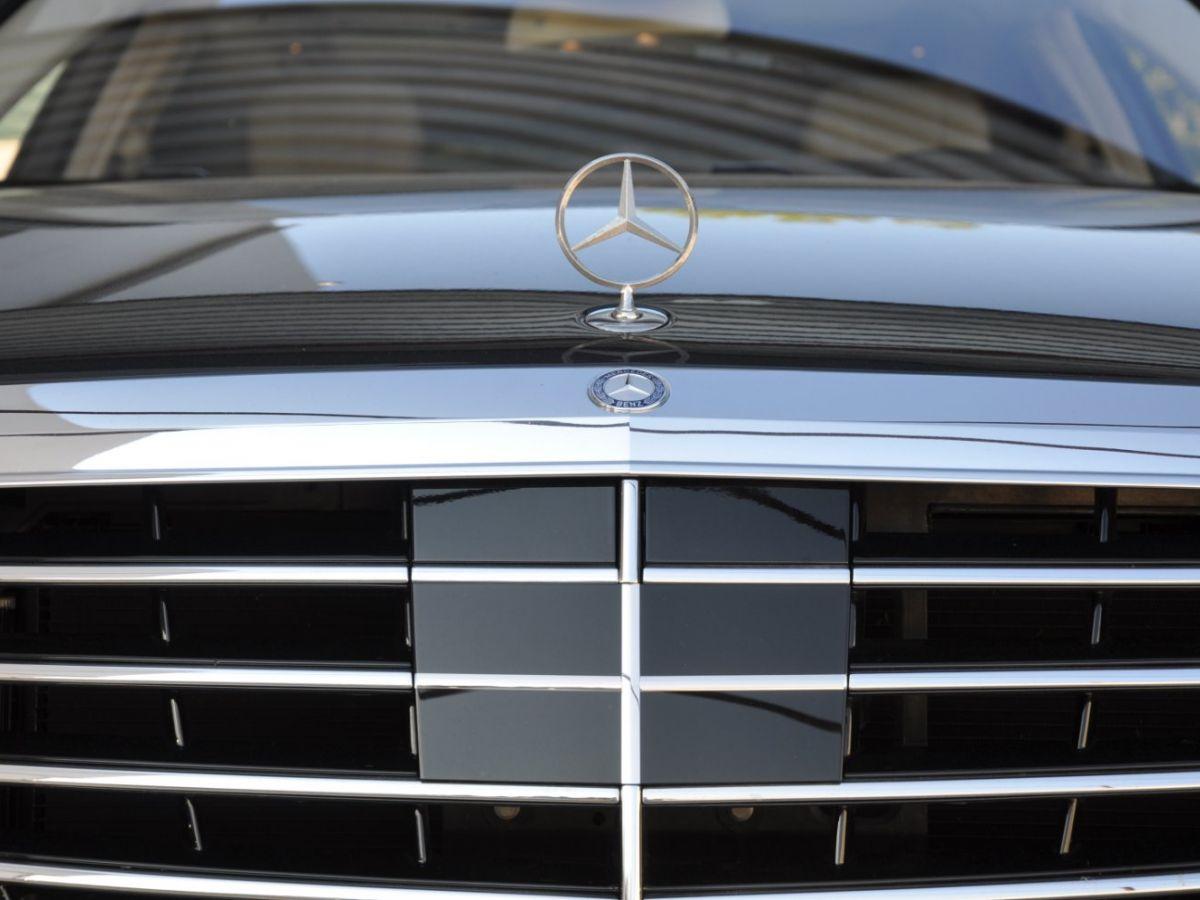 Mercedes Classe S 400 EXECUTIVE 4-MATIC Gris Foncé - 28
