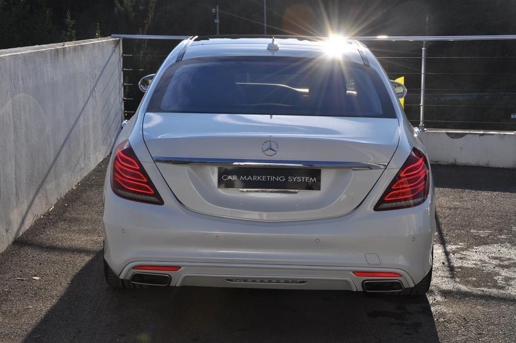 Mercedes Classe S 500 L EXECUTIVE 4 MATIC Blanc Métallisé - 6