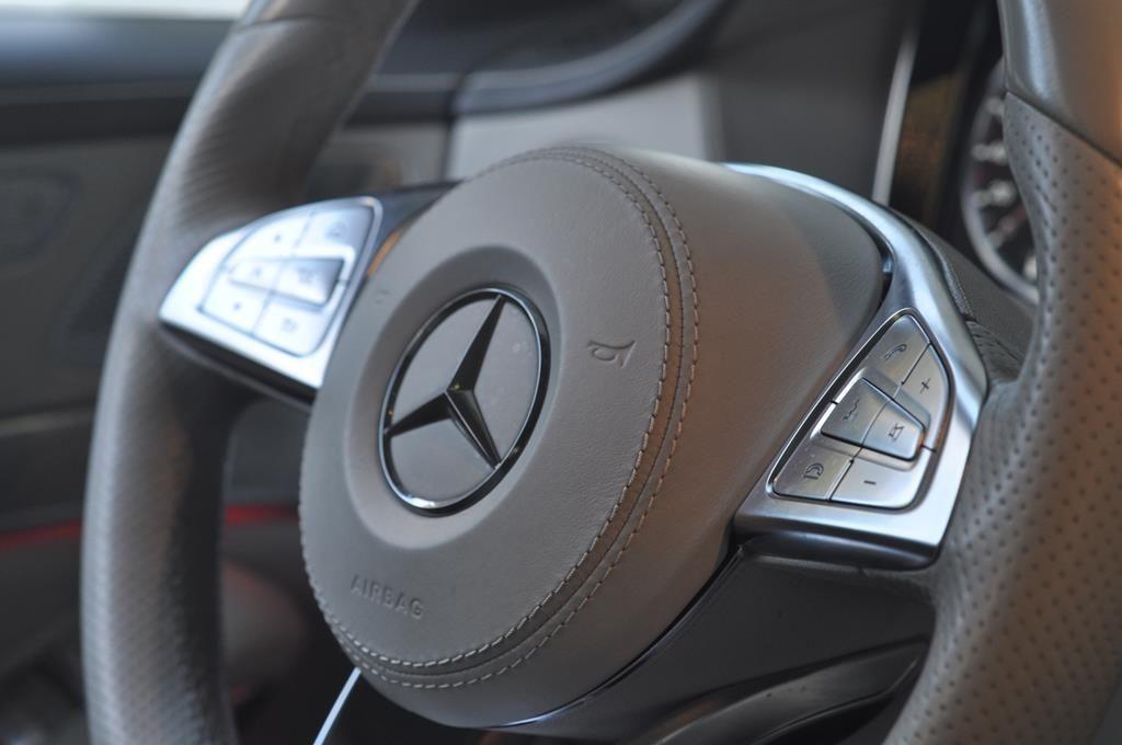 Mercedes Classe S 500 L EXECUTIVE 4 MATIC Blanc Métallisé - 21