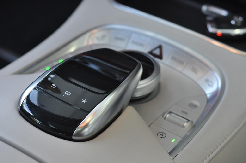 Mercedes Classe S 500 L EXECUTIVE 4 MATIC Blanc Métallisé - 23