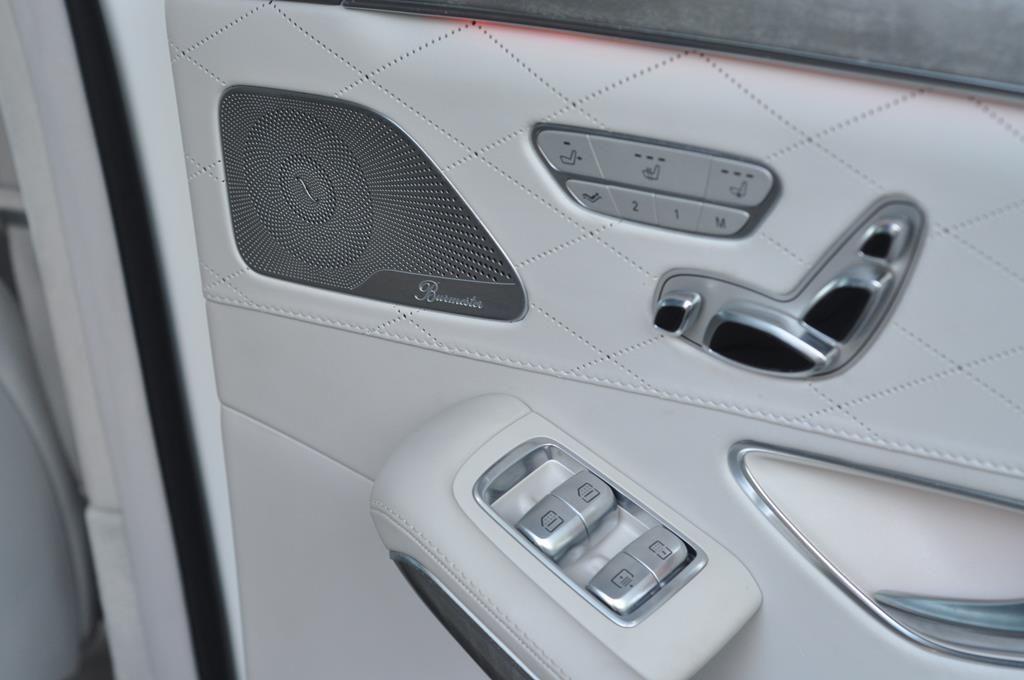 Mercedes Classe S 500 L EXECUTIVE 4 MATIC Blanc Métallisé - 25