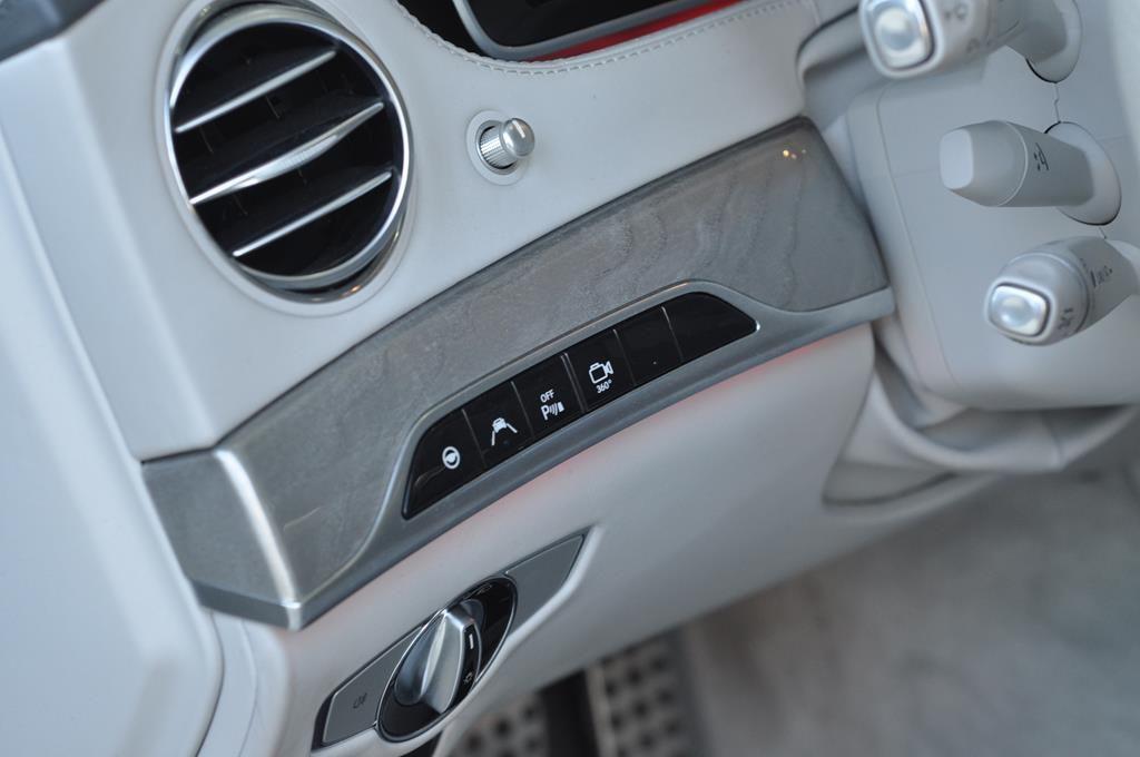 Mercedes Classe S 500 L EXECUTIVE 4 MATIC Blanc Métallisé - 26