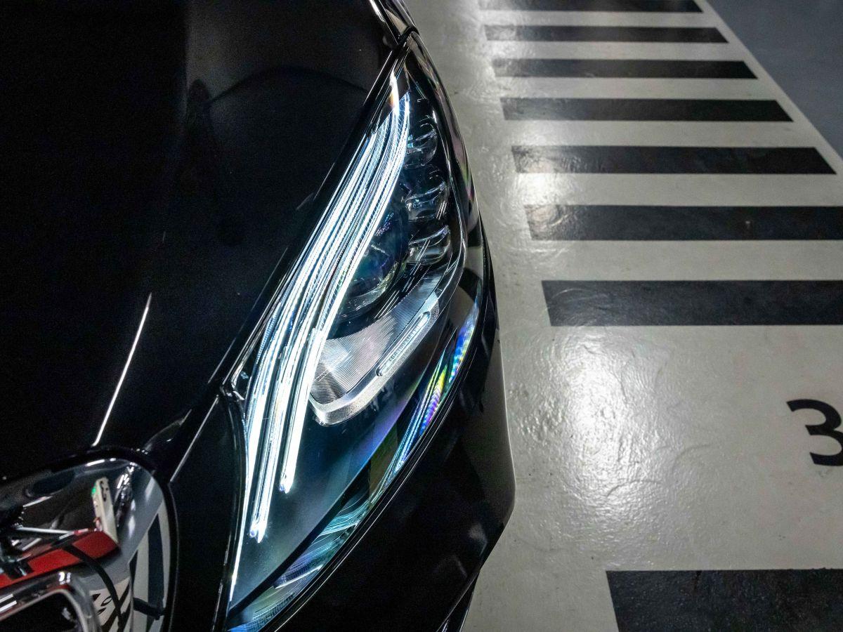 Mercedes Classe S VII (2) 560 FASCINATION 4MATIC 9G-TRONIC Noir Métallisé - 3