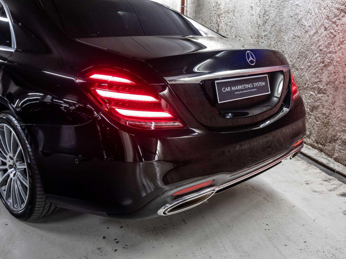 Mercedes Classe S VII (2) 560 FASCINATION 4MATIC 9G-TRONIC Noir Métallisé - 7